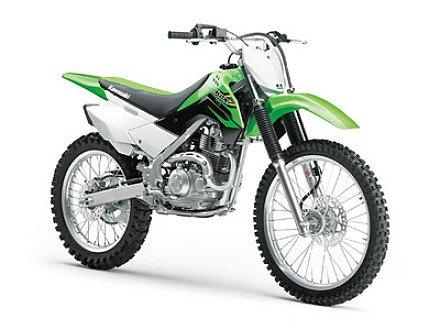 2017 Kawasaki KLX140 for sale 200470300