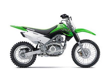 2017 Kawasaki KLX140 for sale 200554381