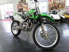 2017 Kawasaki KLX140 for sale 200563958