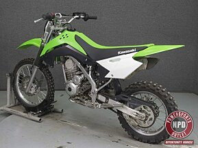 2017 Kawasaki KLX140 for sale 200621089