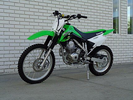 2017 Kawasaki KLX140L for sale 200503771