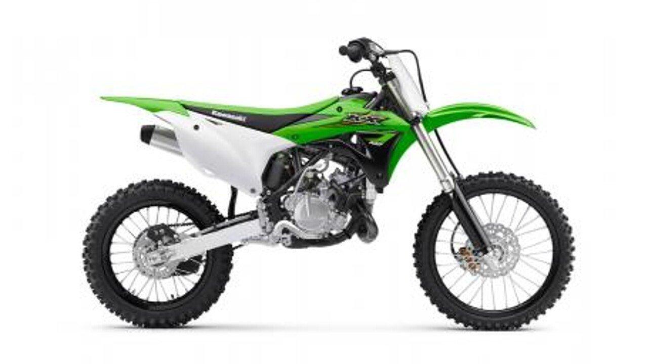2017 Kawasaki KX100 for sale 200439617
