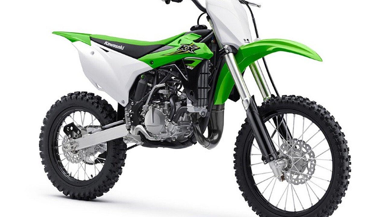 2017 Kawasaki KX100 for sale 200547102