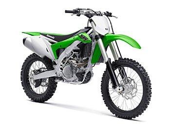 2017 Kawasaki KX250F for sale 200424861