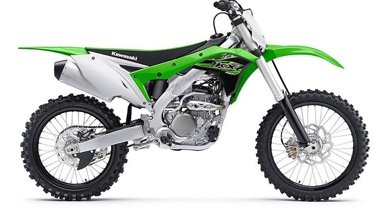 2017 Kawasaki KX250F for sale 200446562