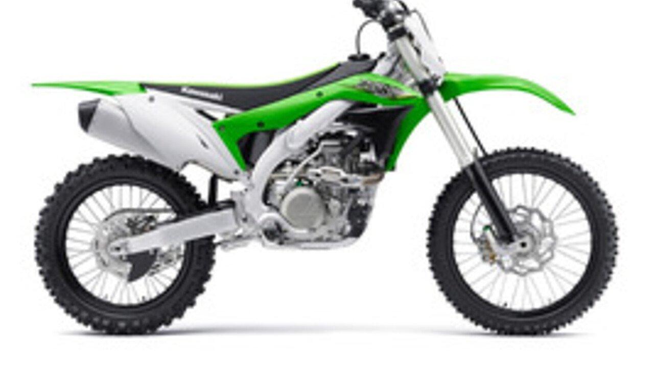 2017 Kawasaki KX250F for sale 200502457