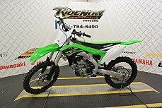 2017 Kawasaki KX250F for sale 200416330