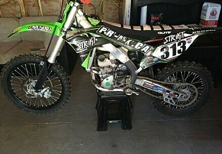 2017 Kawasaki KX250F for sale 200464083
