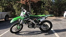 2017 Kawasaki KX250F for sale 200524667