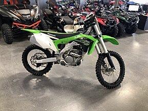 2017 Kawasaki KX250F for sale 200529158