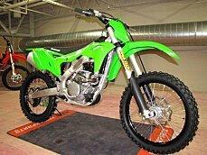 2017 Kawasaki KX250F for sale 200544820