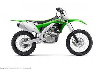 2017 Kawasaki KX450F for sale 200420971