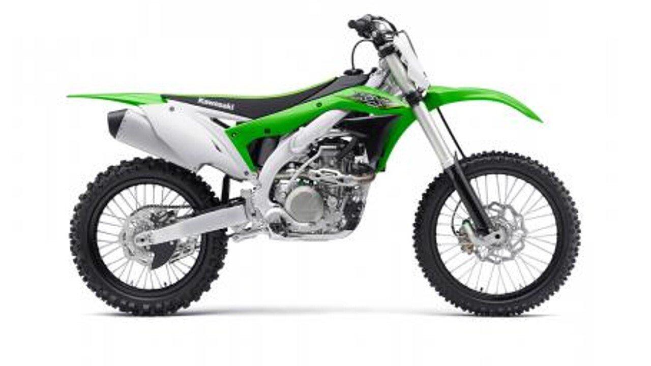 2017 Kawasaki KX450F for sale 200501272