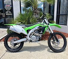 2017 Kawasaki KX450F for sale 200590569
