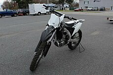 2017 Kawasaki KX450F for sale 200647636
