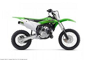 2017 Kawasaki KX85 for sale 200421039