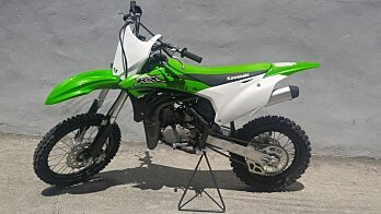 2017 Kawasaki KX85 for sale 200440447