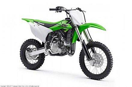 2017 Kawasaki KX85 for sale 200595236