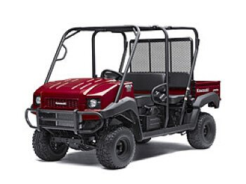 2017 Kawasaki Mule 4010 for sale 200365929