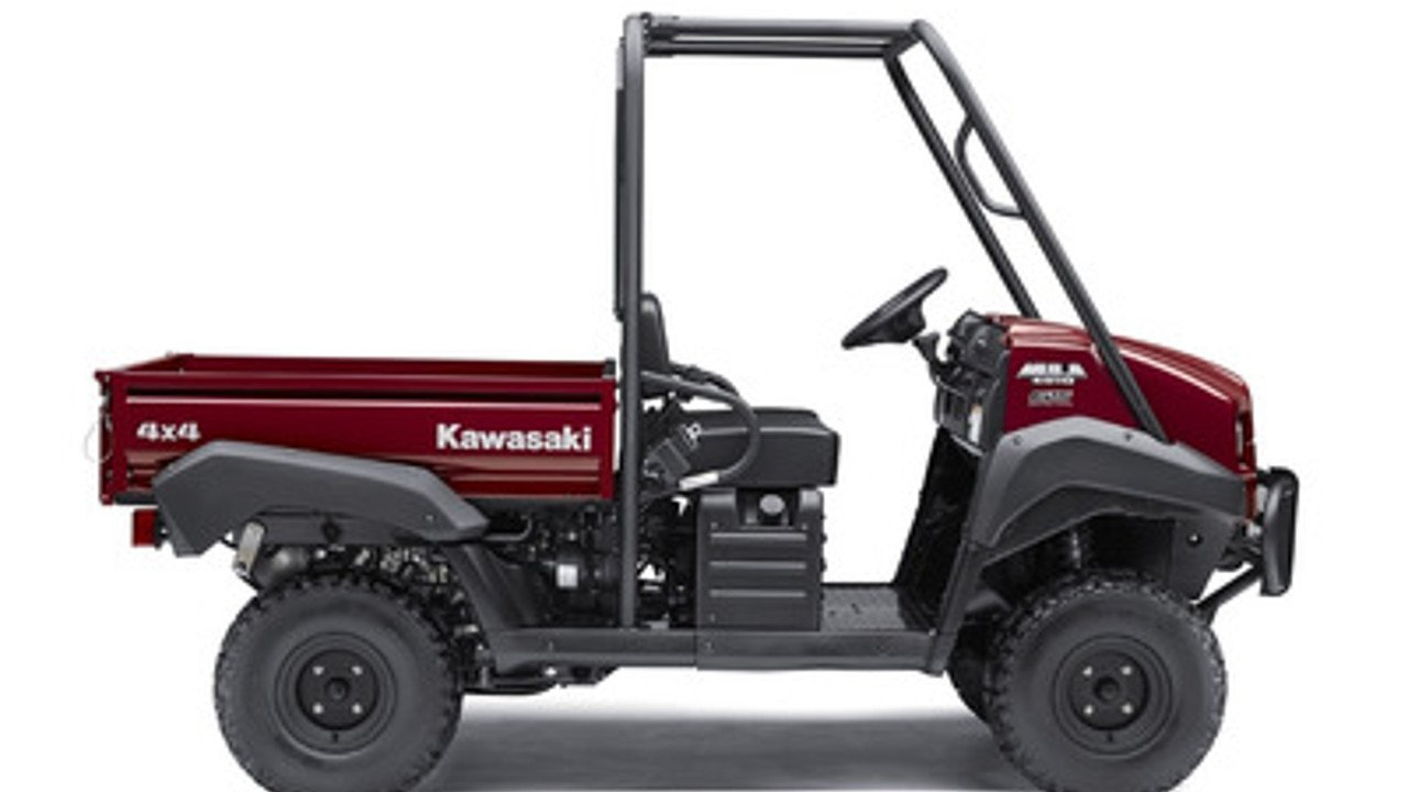 2017 Kawasaki Mule 4010 for sale 200424821