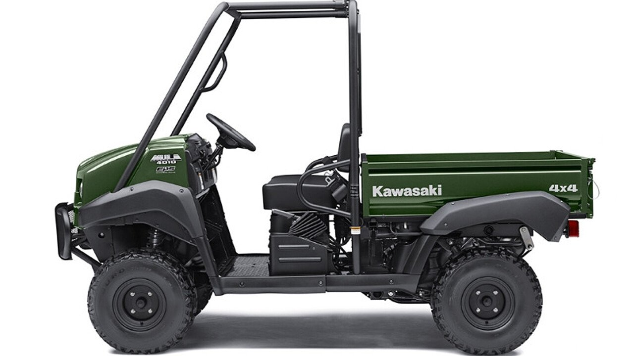 2017 Kawasaki Mule 4010 for sale 200454550