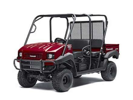 2017 Kawasaki Mule 4010 for sale 200561053