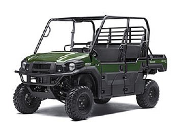 2017 Kawasaki Mule PRO-DXT for sale 200560977