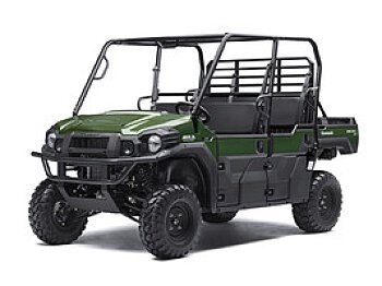 2017 Kawasaki Mule PRO-DXT for sale 200561012