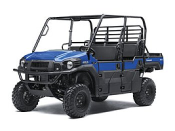 2017 Kawasaki Mule PRO-FXT EPS for sale 200376113