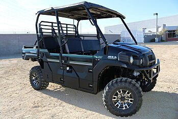 2017 Kawasaki Mule PRO-FXT EPS LE for sale 200405757