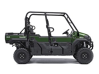 2017 Kawasaki Mule PRO-FXT EPS for sale 200413624