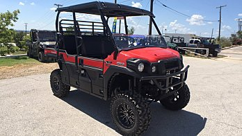 2017 Kawasaki Mule PRO-FXT EPS LE for sale 200415324