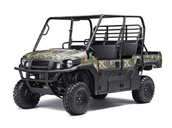 2017 Kawasaki Mule PRO-FXT for sale 200560985