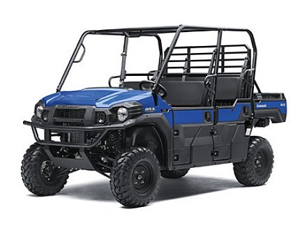 2017 Kawasaki Mule PRO-FXT for sale 200474408