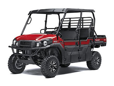 2017 Kawasaki Mule PRO-FXT for sale 200474409