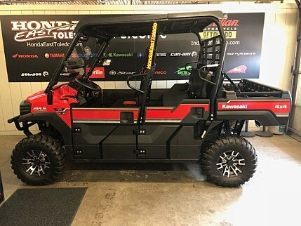 2017 Kawasaki Mule PRO-FXT for sale 200612134