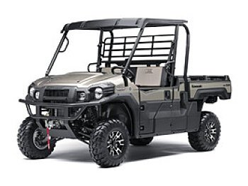 2017 Kawasaki Mule Pro-FX for sale 200422313