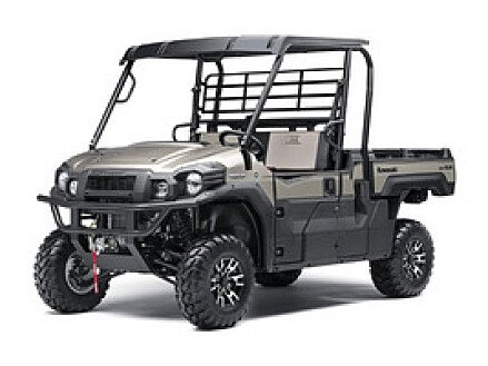 2017 Kawasaki Mule Pro-FX for sale 200425351
