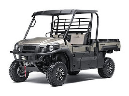 2017 Kawasaki Mule Pro-FX for sale 200473571