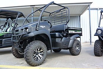 2017 Kawasaki Mule SX 4x4 XC SE for sale 200410410
