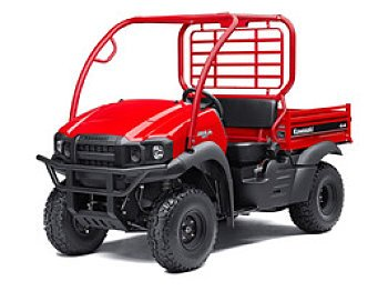 2017 Kawasaki Mule SX 4x4 for sale 200414461