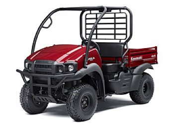 2017 Kawasaki Mule SX 4x4 for sale 200436884