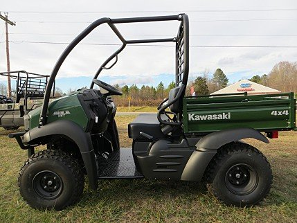 2017 Kawasaki Mule SX for sale 200489924
