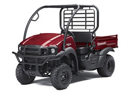 2017 Kawasaki Mule SX for sale 200561015