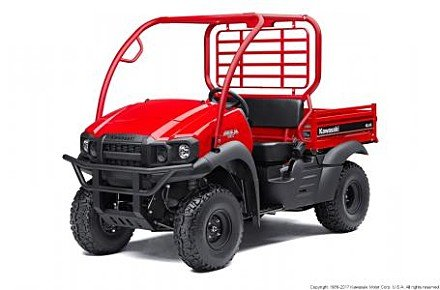 2017 Kawasaki Mule SX 4x4 for sale 200584839