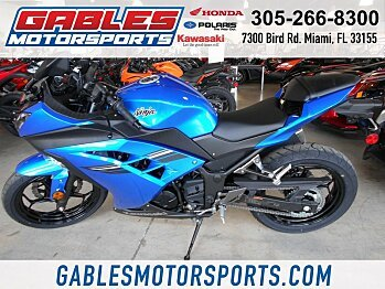 2017 Kawasaki Ninja 300 ABS for sale 200414465