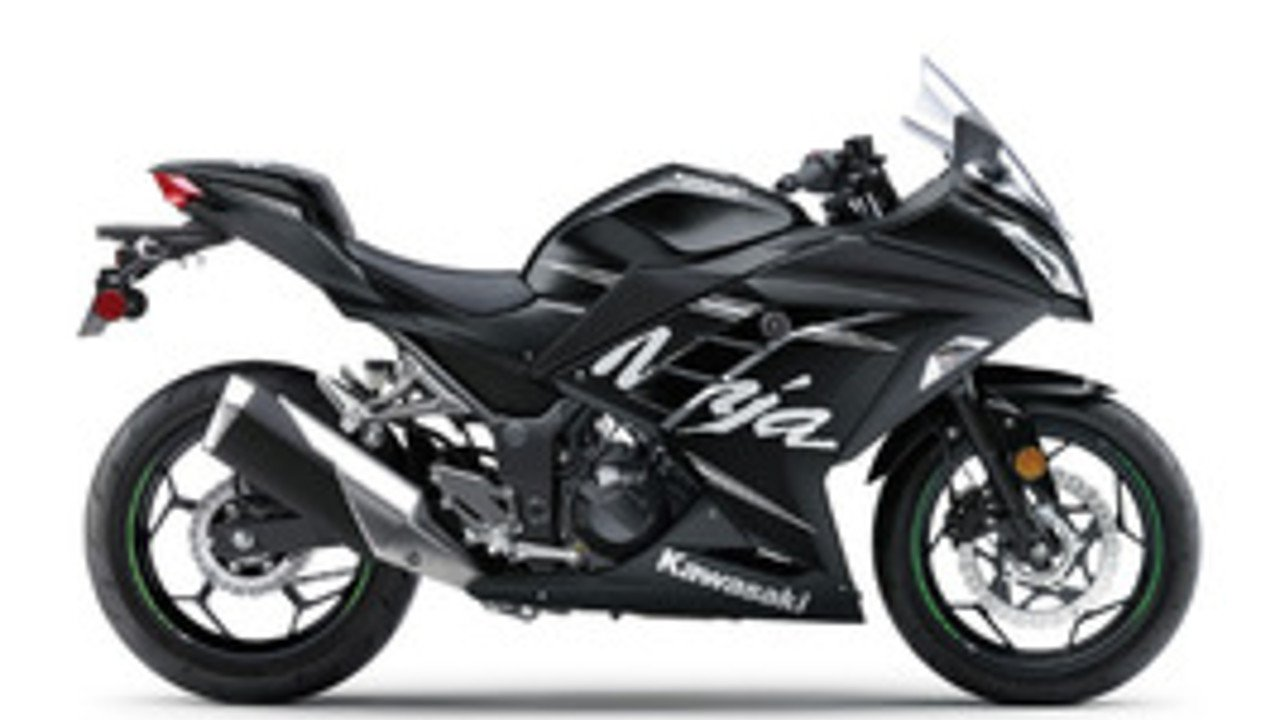 2017 Kawasaki Ninja 300 for sale 200420359