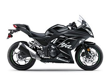 2017 Kawasaki Ninja 300 ABS for sale 200423253