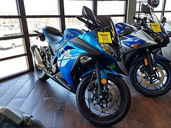 2017 Kawasaki Ninja 300 for sale 200543910