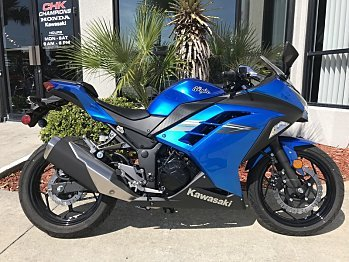 2017 Kawasaki Ninja 300 for sale 200571196